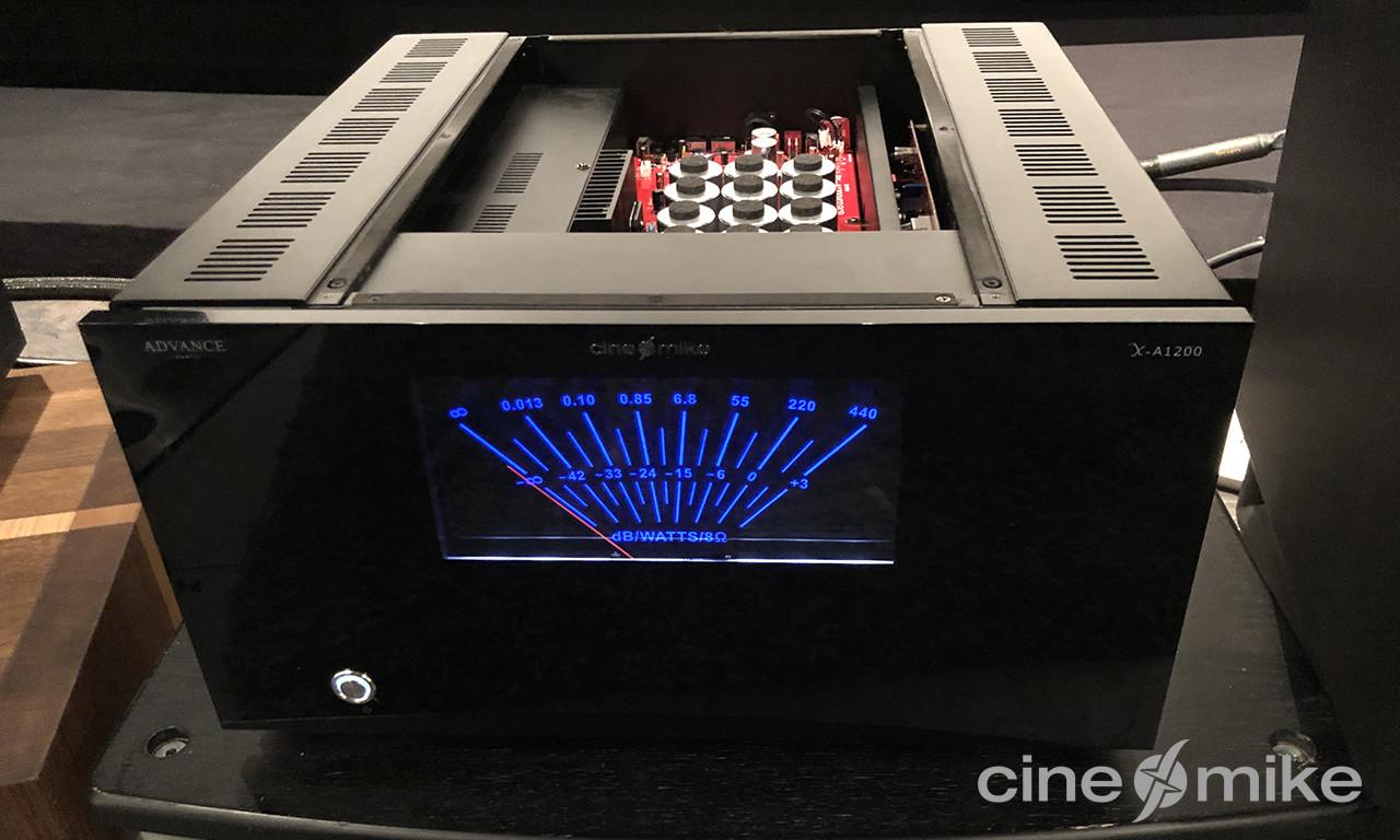 Cinemike X-A1200
