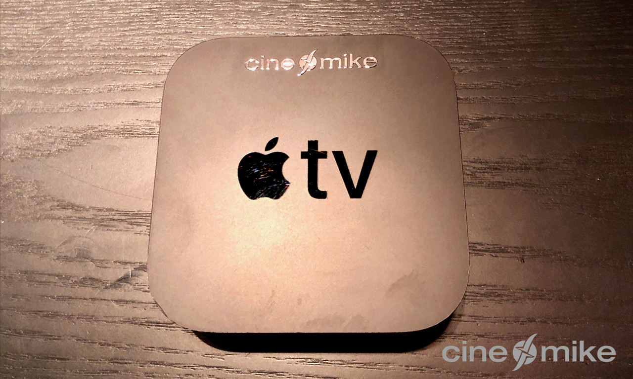 Apple TV 4K Cinemike Edition