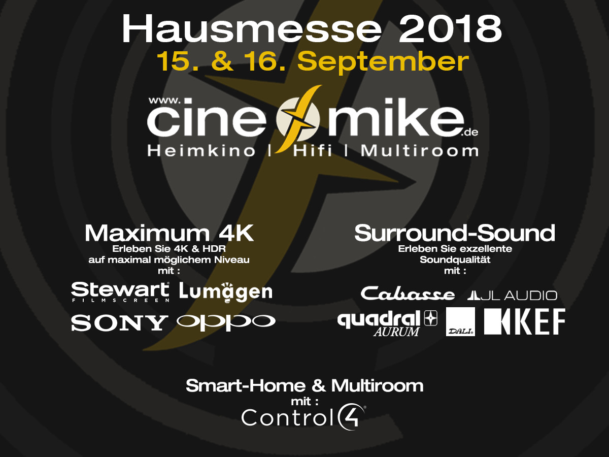 Cinemike House-Show 2018