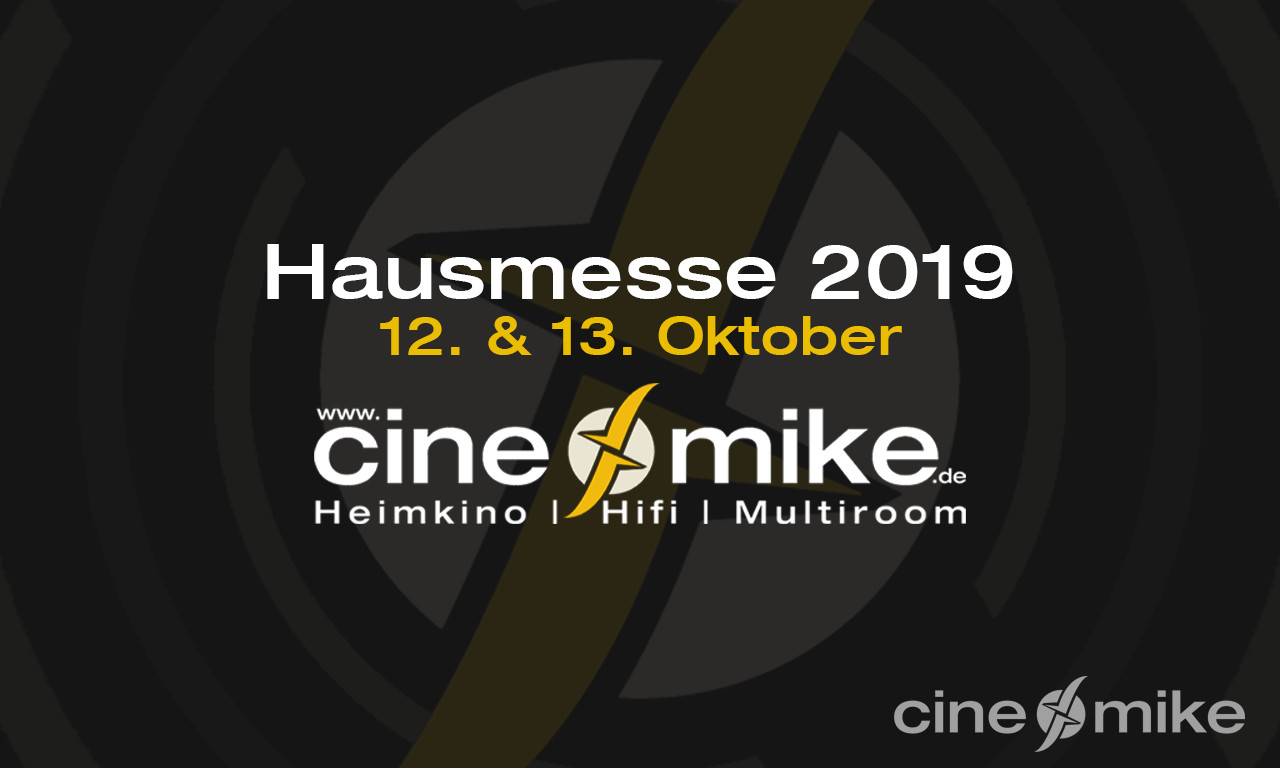 Cinemike Houseshow 12. & 13. October 2019