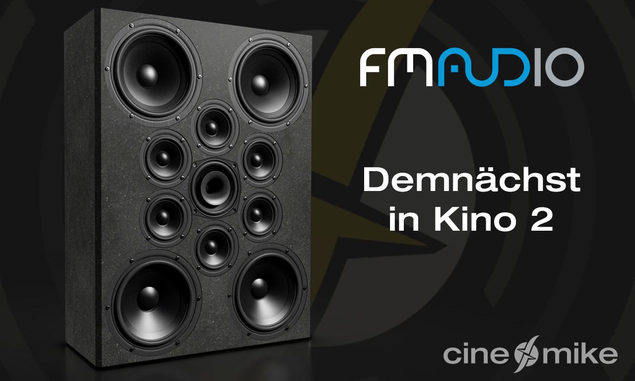 FM-Audio bei Cinemike!