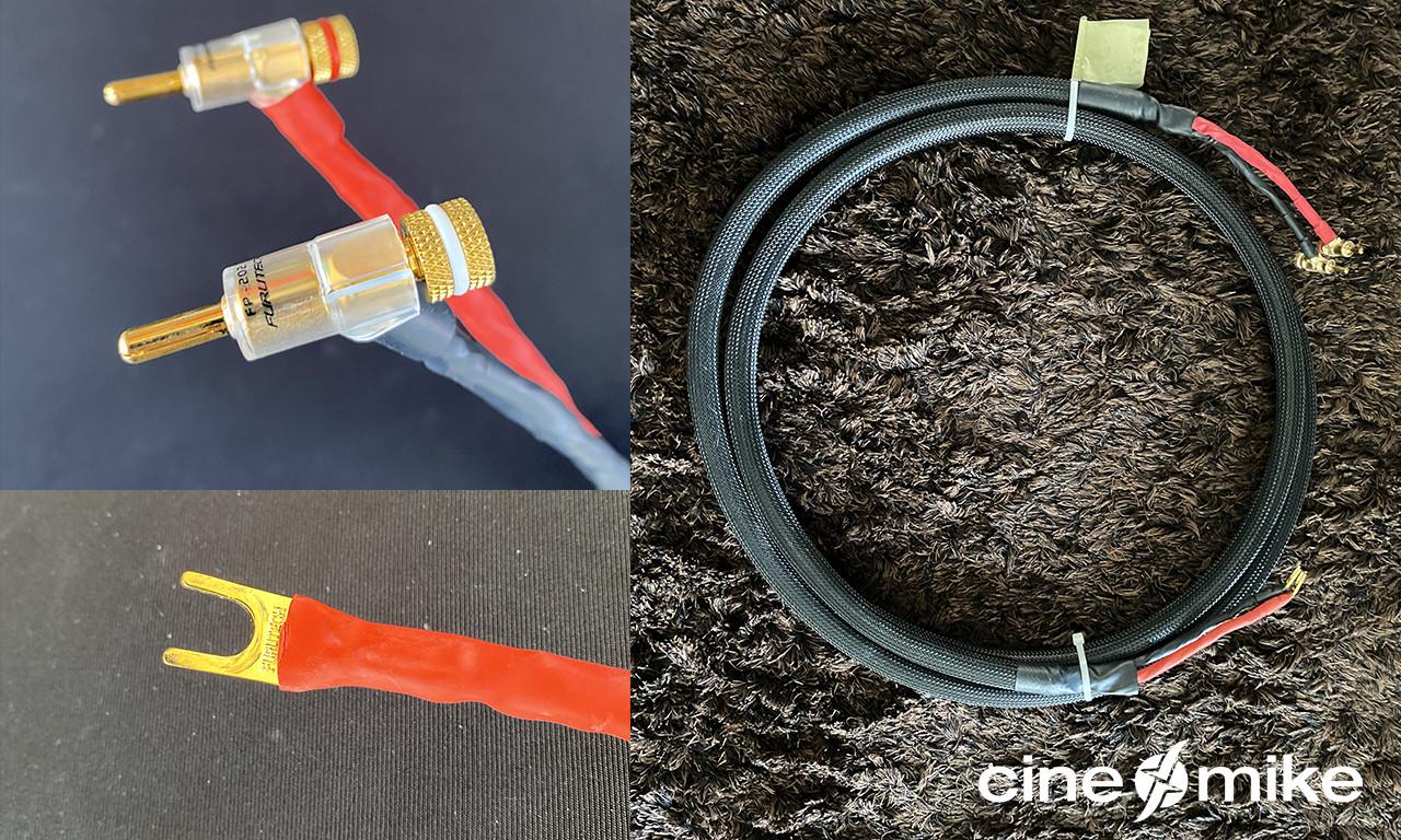 Referenz-Lautsprecher-Kabel Silent-Wire LS38 Cinemike Edition im Abverkauf