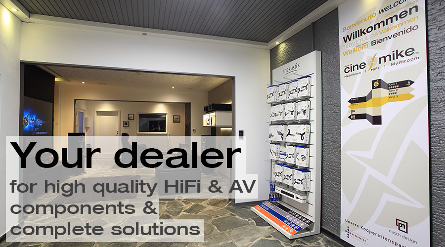 dealer Hifi AV homecinema