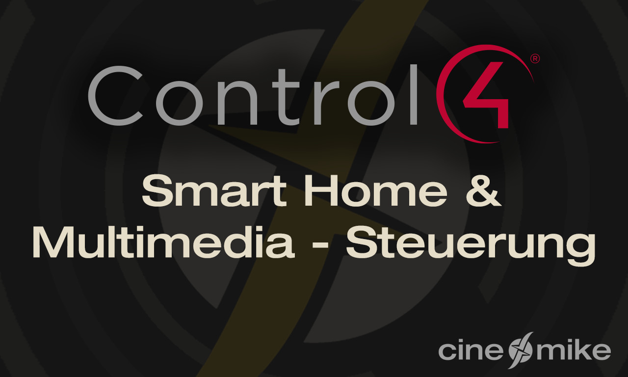 Control4 bei Cinemike